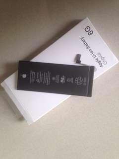 Battery iphone 6 original