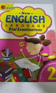 Casco new english language trial examinations Primary 2