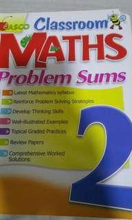 Casco classroom math problem sums 2