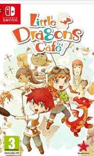 Dragon Cafe - Switch