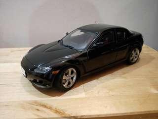 Autoart 1/18 Mazda RX8