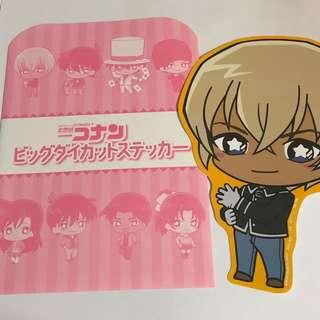 Detective Conan Sticker Gashapon
