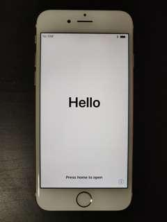 IPhone 6 16gb Gold (10/10 condition)