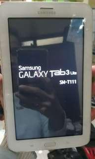 Samsung Tab Galaxy 3 Lite