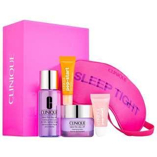 Clinique Nightime TLC Set