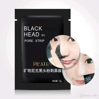 Black Head Pilaten