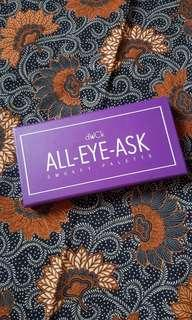 #DEC30 All-Eye-Ask Smokey Palette