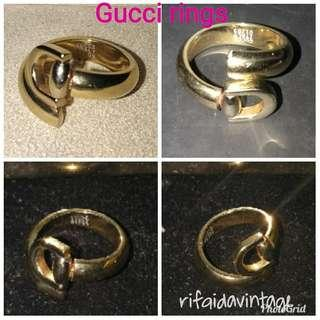 Rings GUCCI