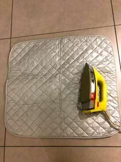 Mini Foldable Iron Sheet