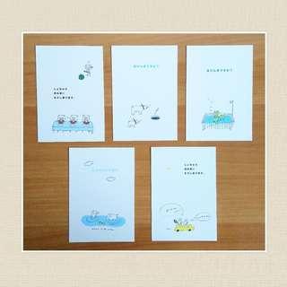 FELISSIMO Post Card