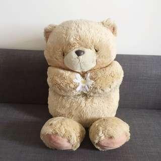 """Hallmark Forever Friends 16"""" Teddy Bear"""