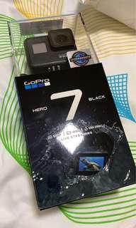 GoPro hero 7 brand new unopened