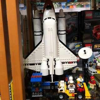 LEGO City Space Port 60080 太空中心