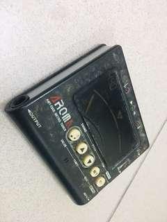 Digital Electric Guitar Tuner