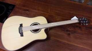 🚚 全新BORYA高級民謠吉他