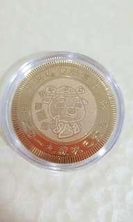 2019 Pig Year Gold Coins Chinese New Year
