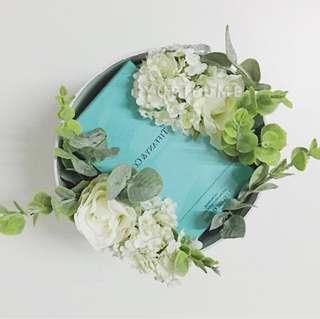 Bouquet flower + fragrance #XMAS50