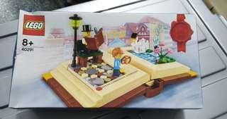 Lego安徒生
