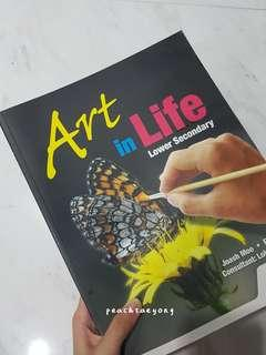 Art in life lower secondary