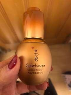 New Sulwahsoo concentrated ginseng Facial Oil 20ml