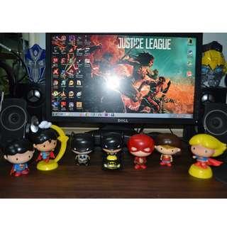 McDo Jollibee Justice League