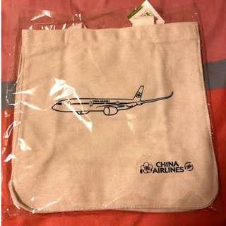 華航 A350 購物袋