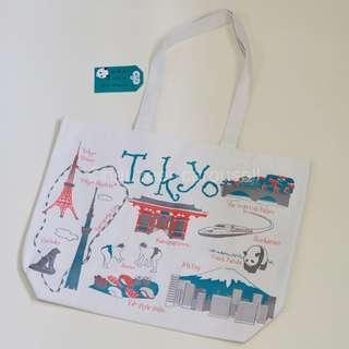 Tote Bag - Tokyo attraction