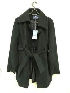 Women's Coat Black Cosas United Original