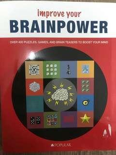 Improve your brainpower