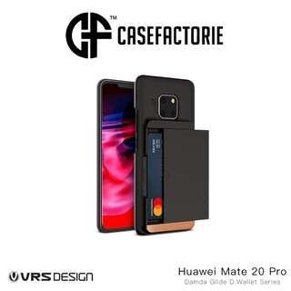 VRS Design Damda Glide D-Wallet Case for Huawei Mate 20 Pro