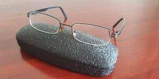 Kacamata minus 2. Buat di optik