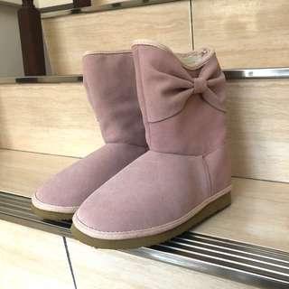 🚚 GRACEGIFT 雪靴 #十二月女裝半價