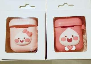 🚚 🆕KAKAO FRIENDS Little Apeach Apple AirPods Case