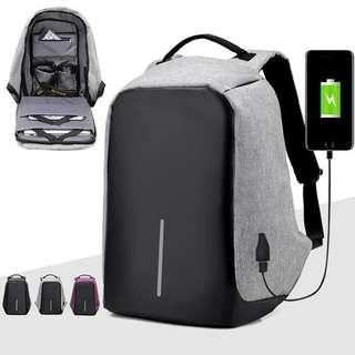 (XMAS SALE) Anti Theft Backpack!