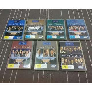 The West Wing DVD Set (Season 1-7)