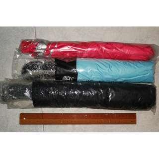 2 Short and Big Umbrellas for $10