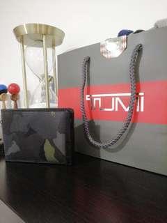 Tumi Camo wallet
