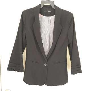 Black Blazer / Jacket