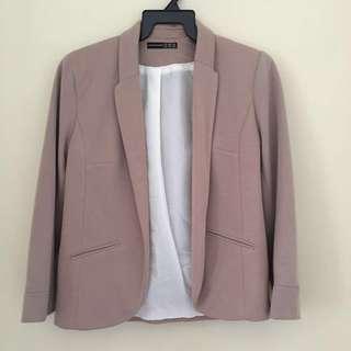 Beige Blazer / Jacket