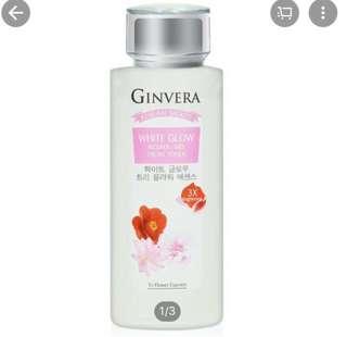 Ginvera white glow toner