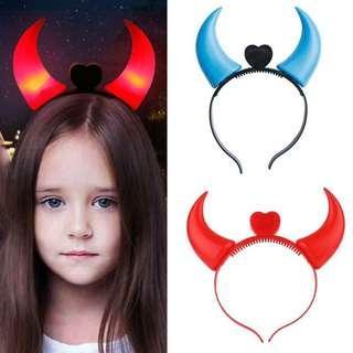 🚚 Devil headband