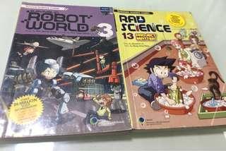 Survival Science Comics