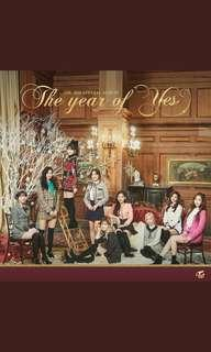 Incoming Twice The Year of Yes albums