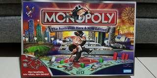 Monopoly The Australian Here & Now Edition - Imported