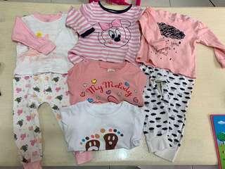 🚚 ✨合售✨寶寶套裝 上衣 居家服 外出服