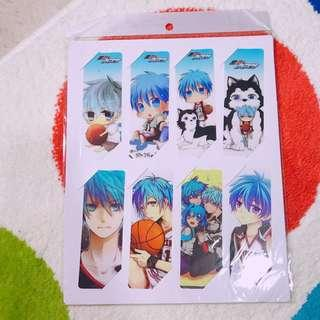 Anime bookmarks