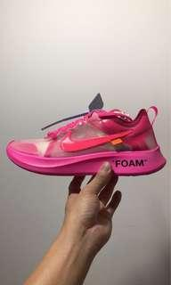 Nike x Off-White Zoom Fly Pink