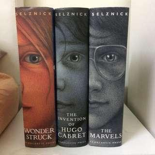 Novels by Brian Selznick