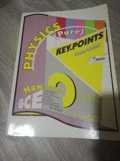 Physics(Pure) 'O' Level Exam Guide