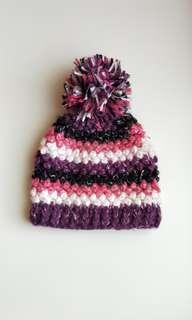 🚚 二手❤手作毛線帽子
